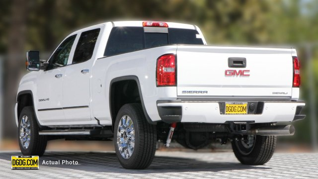 2019 Sierra 2500 Crew Cab 4x4,  Pickup #B8999 - photo 2