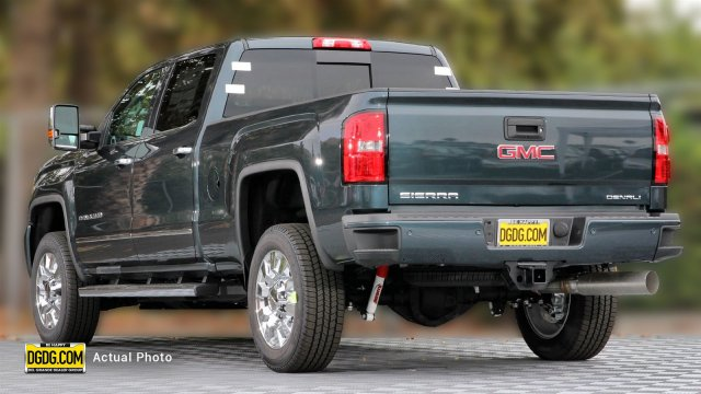 2019 Sierra 2500 Crew Cab 4x4,  Pickup #B9003 - photo 2