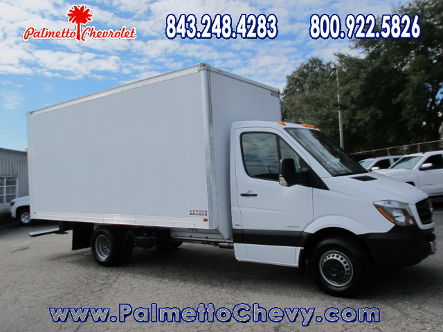 2014 Mercedes-Benz Sprinter 3500 High Roof, Cutaway Van #3861AA - photo 1