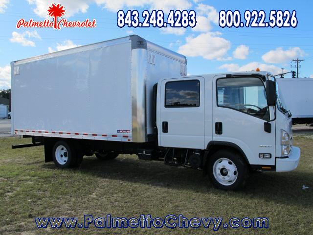2019 Chevrolet LCF 4500 Crew Cab DRW 4x2, Morgan Dry Freight #4093 - photo 1