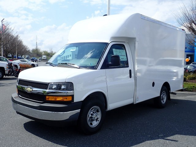 2018 Express 3500, Supreme Spartan Cargo Cutaway Van #54502 - photo 3