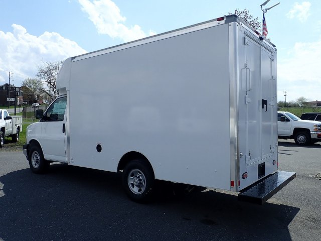 2018 Express 3500, Supreme Spartan Cargo Cutaway Van #54502 - photo 4