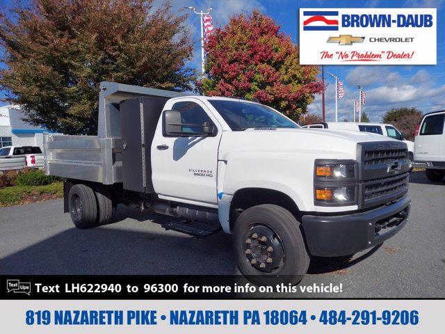 2020 Chevrolet Silverado 5500 Regular Cab DRW 4x2, Duramag Dump Body #56212 - photo 1