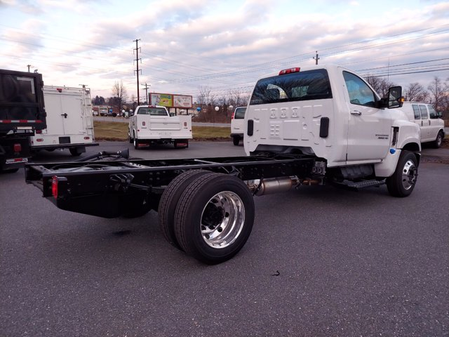 2020 Chevrolet Silverado 4500 Regular Cab DRW 4x2, Cab Chassis #56513 - photo 1