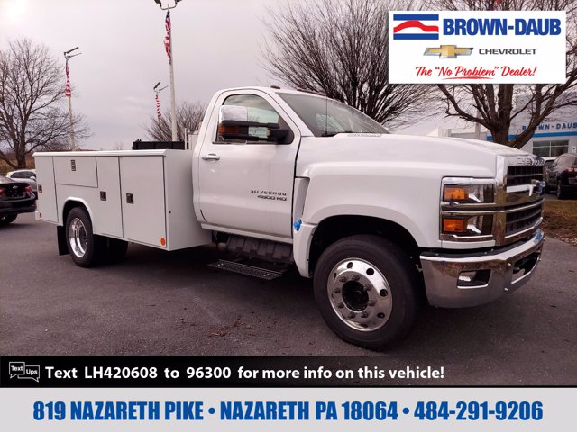 2020 Chevrolet Silverado 4500 Regular Cab DRW 4x2, Reading Service Body #56514 - photo 1