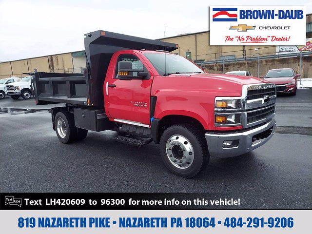 2020 Chevrolet Silverado 4500 Regular Cab DRW 4x2, SH Truck Bodies Dump Body #56522 - photo 1
