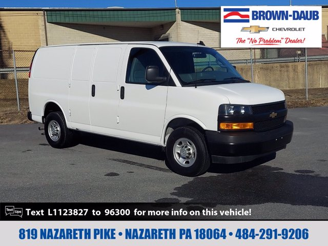 2020 Chevrolet Express 2500 4x2, Empty Cargo Van #9246P - photo 1