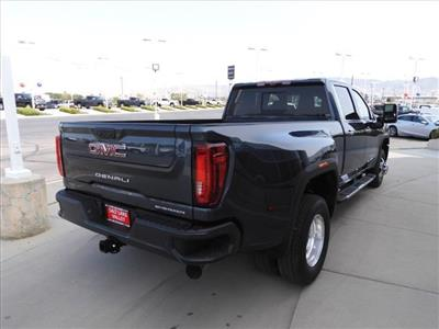 2020 GMC Sierra 3500 Crew Cab 4x4, Pickup #G38405A - photo 4