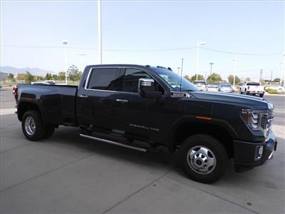 2020 GMC Sierra 3500 Crew Cab 4x4, Pickup #G38405A - photo 5