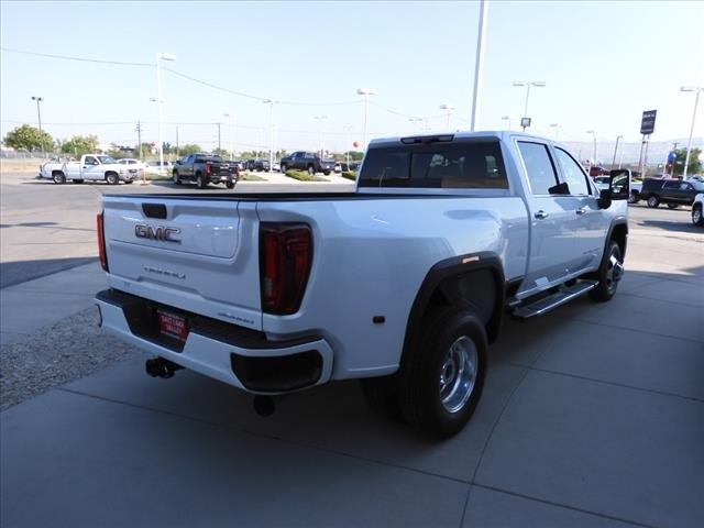 2020 GMC Sierra 3500 Crew Cab 4x4, Pickup #G38582A - photo 4