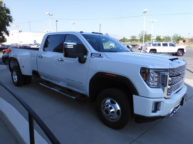 2020 GMC Sierra 3500 Crew Cab 4x4, Pickup #G38582A - photo 5
