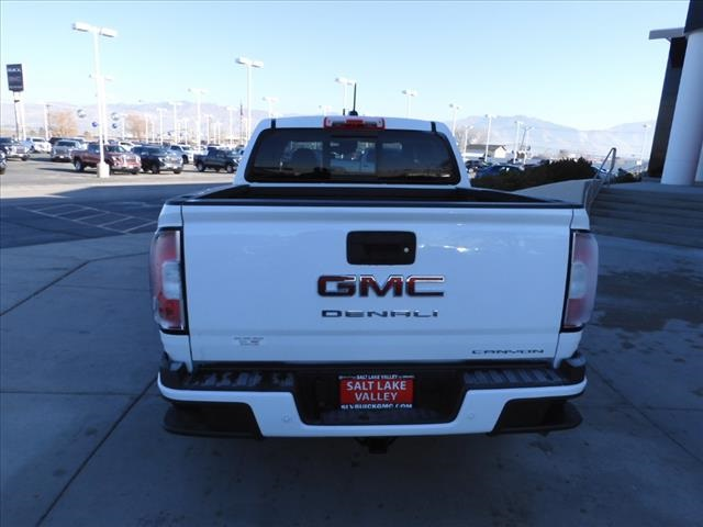 2021 GMC Canyon Crew Cab 4x4, Pickup #G38845A - photo 9