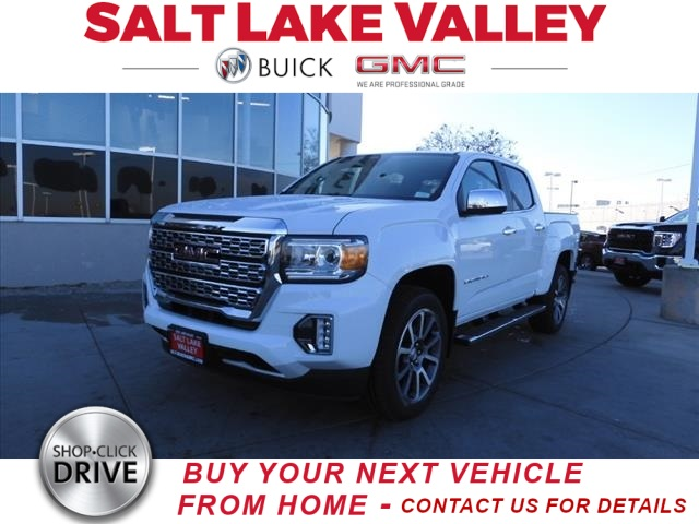 2021 GMC Canyon Crew Cab 4x4, Pickup #G38845A - photo 1