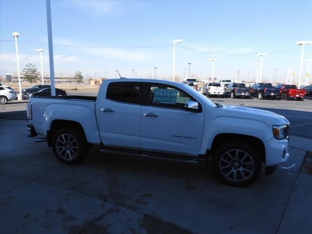 2021 GMC Canyon Crew Cab 4x4, Pickup #G38845A - photo 5