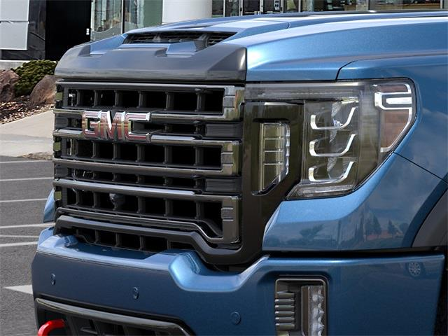 2021 GMC Sierra 3500 Crew Cab 4x4, Pickup #G39017A - photo 11