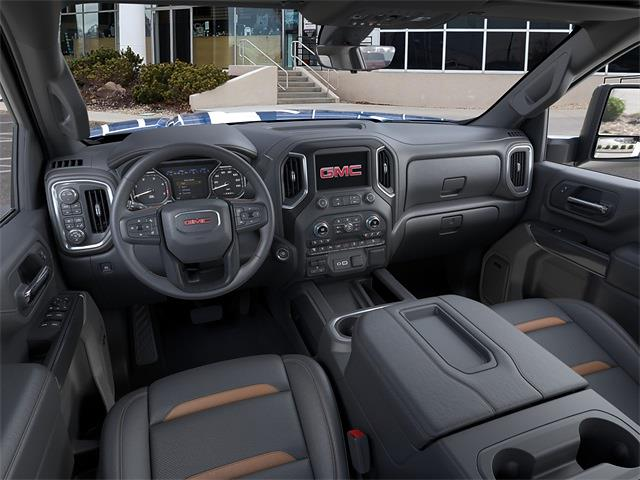 2021 GMC Sierra 3500 Crew Cab 4x4, Pickup #G39017A - photo 12