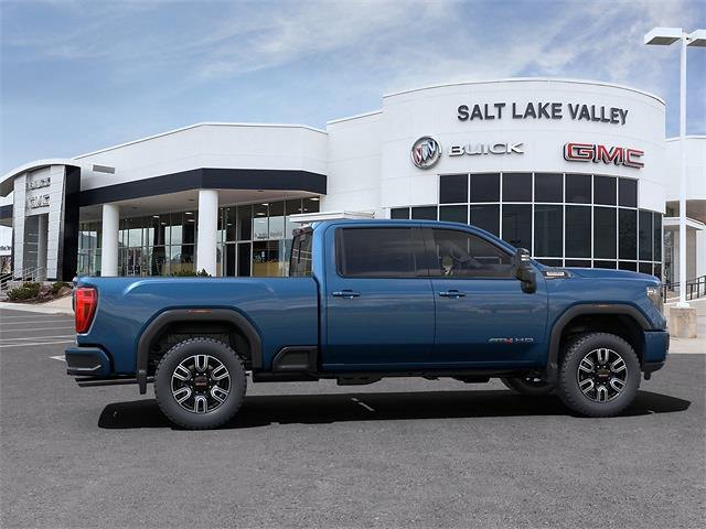 2021 GMC Sierra 3500 Crew Cab 4x4, Pickup #G39017A - photo 5