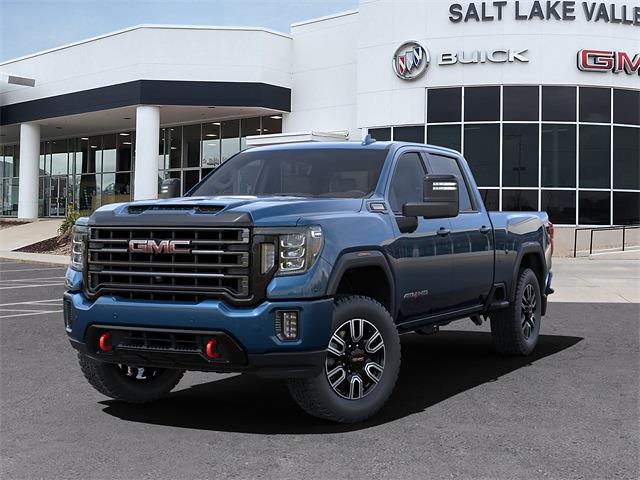 2021 GMC Sierra 3500 Crew Cab 4x4, Pickup #G39017A - photo 6