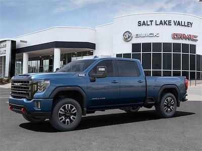 2021 GMC Sierra 3500 Crew Cab 4x4, Pickup #G39017A - photo 3