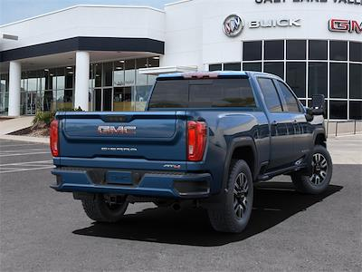 2021 GMC Sierra 3500 Crew Cab 4x4, Pickup #G39017A - photo 2