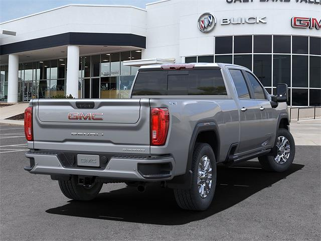 2021 GMC Sierra 3500 Crew Cab 4x4, Pickup #G39242A - photo 1