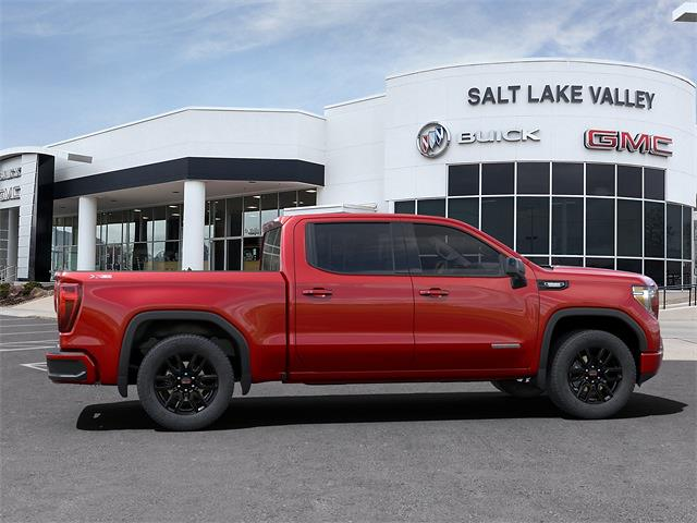 2021 GMC Sierra 1500 Crew Cab 4x4, Pickup #G39254A - photo 5