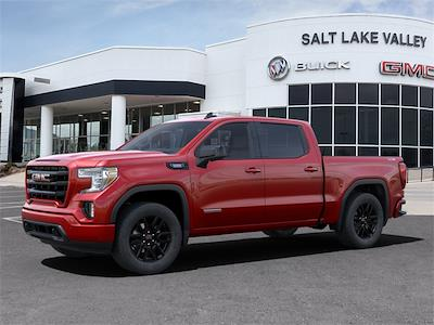 2021 GMC Sierra 1500 Crew Cab 4x4, Pickup #G39254A - photo 3