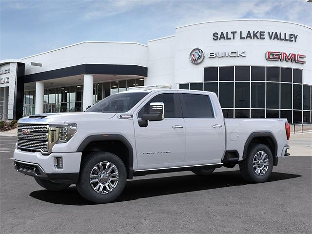 2021 GMC Sierra 3500 Crew Cab 4x4, Pickup #G39257A - photo 3