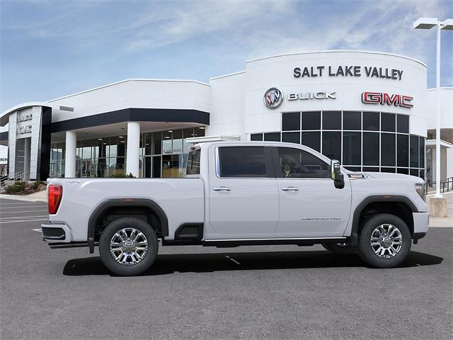 2021 GMC Sierra 3500 Crew Cab 4x4, Pickup #G39257A - photo 5