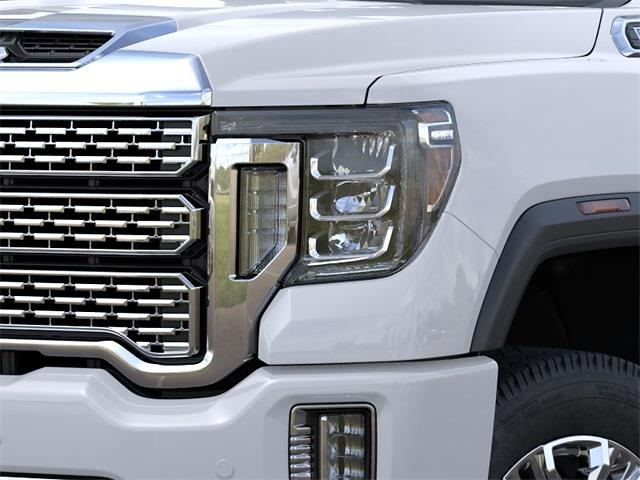 2021 GMC Sierra 3500 Crew Cab 4x4, Pickup #G39257A - photo 8
