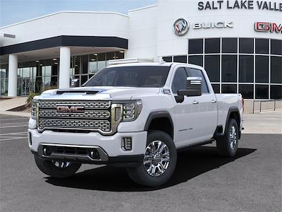 2021 GMC Sierra 3500 Crew Cab 4x4, Pickup #G39257A - photo 6