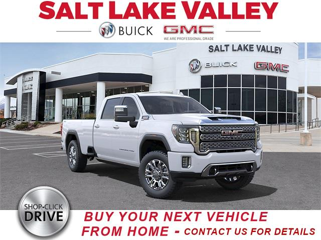 2021 GMC Sierra 3500 Crew Cab 4x4, Pickup #G39512A - photo 1