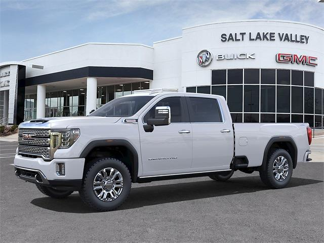 2021 GMC Sierra 3500 Crew Cab 4x4, Pickup #G39512A - photo 3