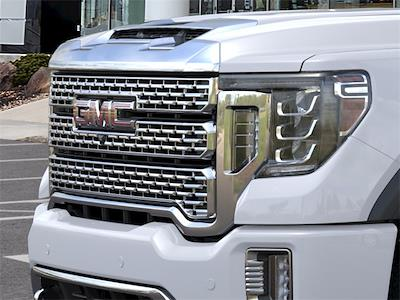 2021 GMC Sierra 3500 Crew Cab 4x4, Pickup #G39512A - photo 11