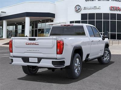2021 GMC Sierra 3500 Crew Cab 4x4, Pickup #G39512A - photo 2