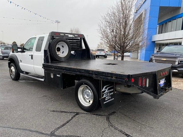 2016 Ford F-450 Super Cab DRW 4x4, Cab Chassis #T39916A - photo 1
