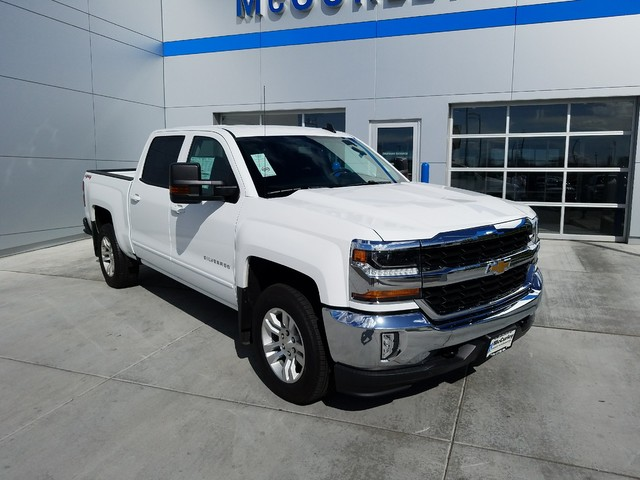 2017 Silverado 1500 Crew Cab 4x4, Pickup #CHH1097 - photo 3