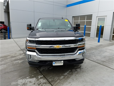 2017 Silverado 1500 Crew Cab 4x4, Pickup #CHH525 - photo 4