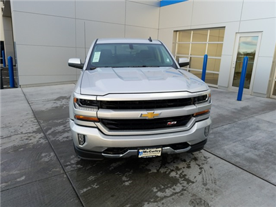 2017 Silverado 1500 Double Cab 4x4, Pickup #CHH670 - photo 4