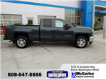 2017 Silverado 1500 Double Cab 4x4, Pickup #CHH819 - photo 1