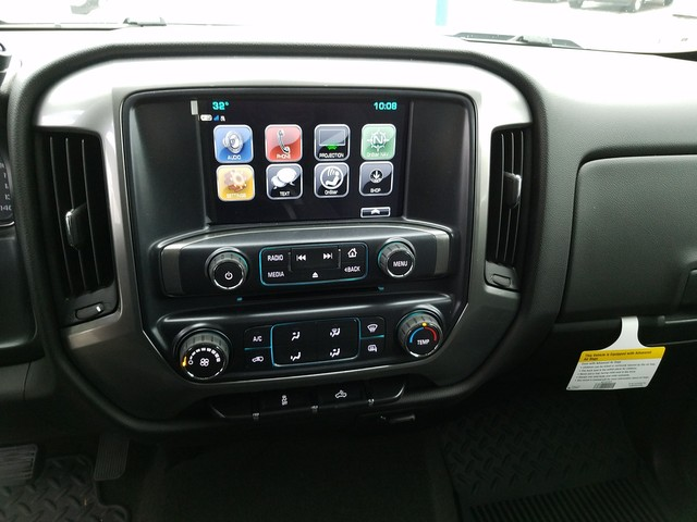 2017 Silverado 1500 Double Cab 4x4, Pickup #CHH824 - photo 10