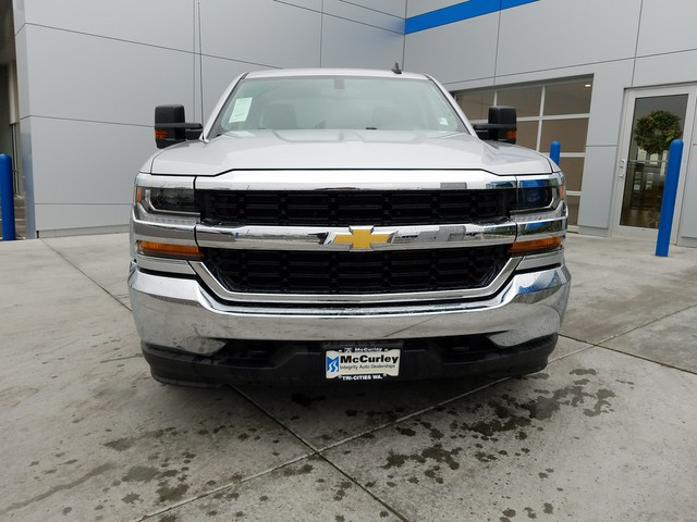 2017 Silverado 1500 Double Cab 4x4, Pickup #CHH824 - photo 14