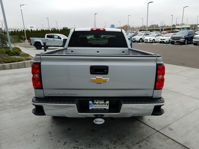 2017 Silverado 1500 Double Cab 4x4, Pickup #CHH824 - photo 2