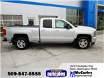 2017 Silverado 1500 Double Cab 4x4, Pickup #CHH824 - photo 1