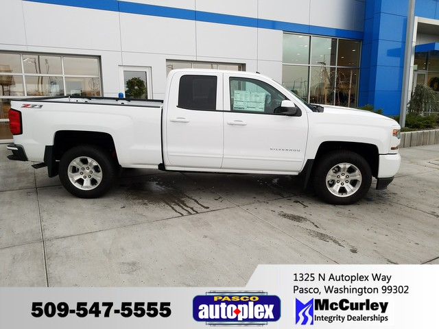 2017 Silverado 1500 Double Cab 4x4, Pickup #CHH945 - photo 1