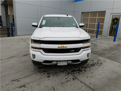 2017 Silverado 1500 Double Cab 4x4, Pickup #CHH945 - photo 4