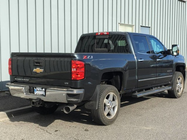 2018 Silverado 2500 Crew Cab 4x4 Pickup #CHJ101 - photo 2