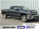 2018 Silverado 2500 Crew Cab 4x4 Pickup #CHJ101 - photo 1