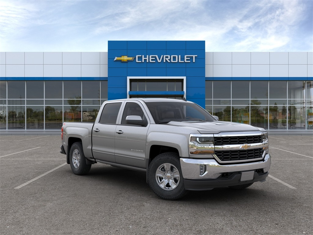 2018 Silverado 1500 Crew Cab 4x4,  Pickup #CHJ1038 - photo 1