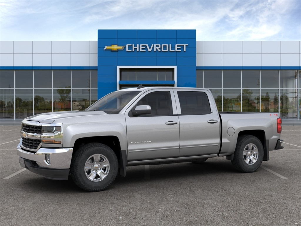 2018 Silverado 1500 Crew Cab 4x4,  Pickup #CHJ1038 - photo 3